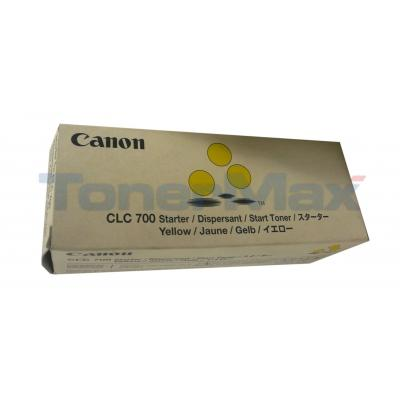 CANON CLC-700 STARTER YELLOW